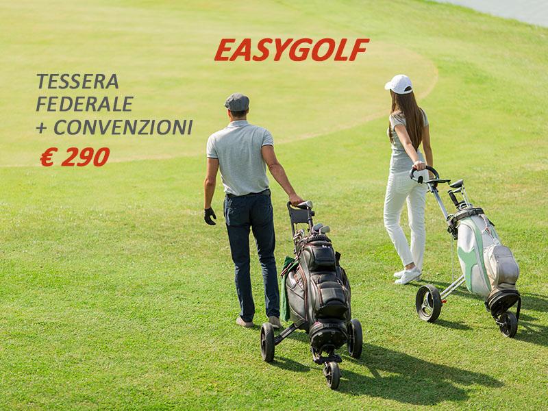 FORMULA EASY GOLF SOLO 290 €